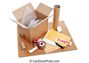 items, pakking