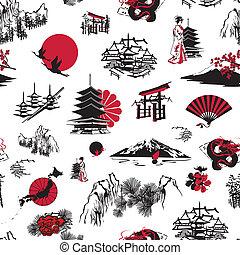 japan, achtergrond