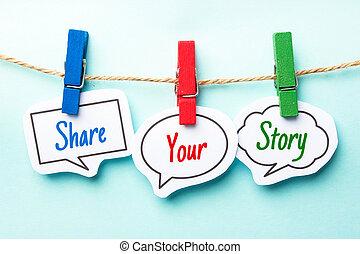 jouw, aandeel, verhaal