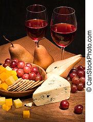 kaas, wijntje