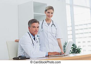 kantoorteam, medisch