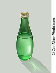 karaf, glas