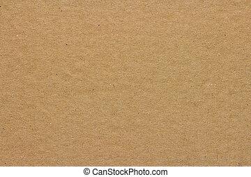 karton, of, achtergrond, textuur