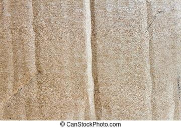 karton, textuur