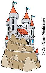 kasteel heuvel