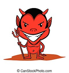 kleine, duivel