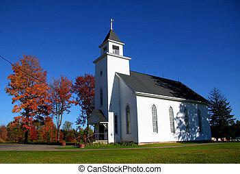 kleine, kerk