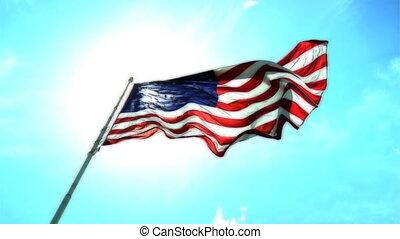 kleur, vlag, normaal