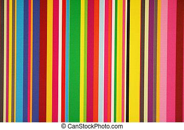 kleuren, strepen
