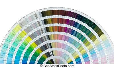 kleurengrafiek