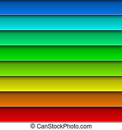 kleurrijke, abstract, achtergrond., helder, vector, grondslagen