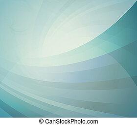 kleurrijke, abstract, illustratie, lichten, vector, transparant