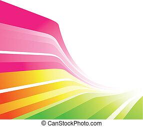 kleurrijke, ontwerp