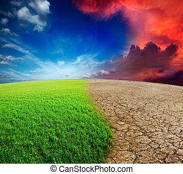 klimaatsverandering