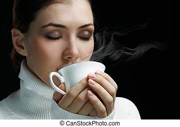 koffie, aromatisch
