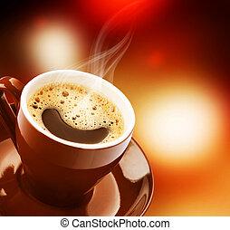 koffie, espresso