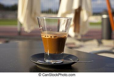 koffie, melk