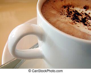 koffie, mocha