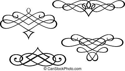 kolken, monogrammen, communie