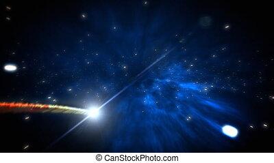 komeet, lus