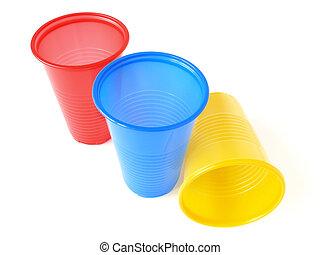 koppen, plastic