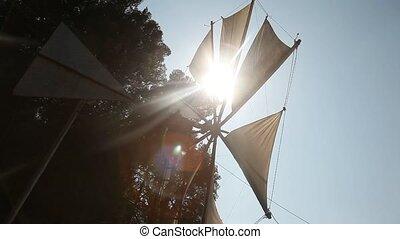 kreta, windmolen, griekenland