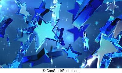 kristal, loopable, stars.