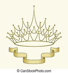 kroon, spandoek