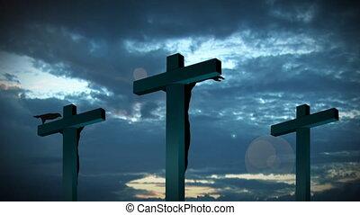 kruis 5, heilig