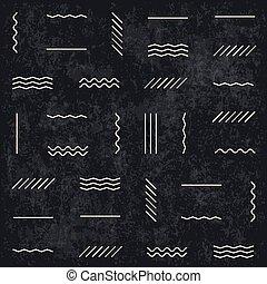 lagen, model, lijnen, seamless, donker, achtergrond., retro, gemakkelijk, textured, editable, monochroom, geometrisch, style.