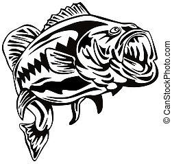 largemouth baszanger