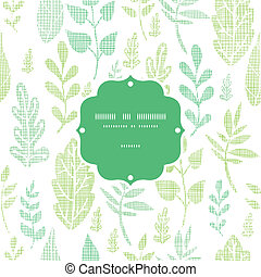 lente, bladeren, seamless, textiel, achtergrond, textured, model, frame