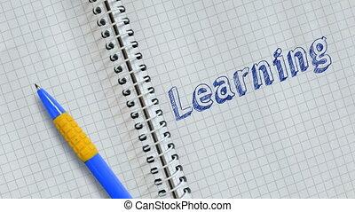 leren