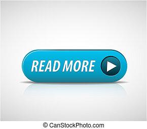 lezen, groot, knoop, meer