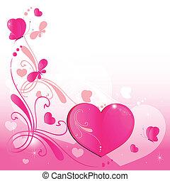 liefde harten
