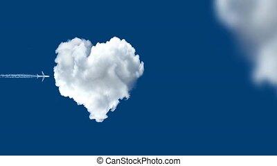 liefde, lucht