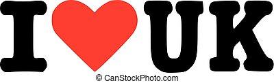 liefde, uk