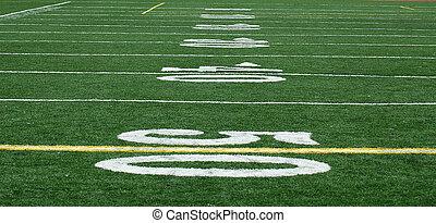 lijn, 50-yard