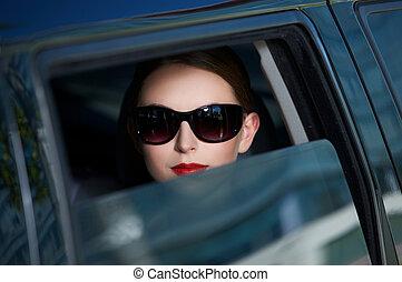 limousine, zakelijk