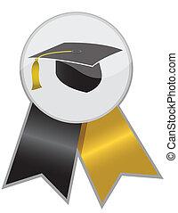 lint, afgestudeerd