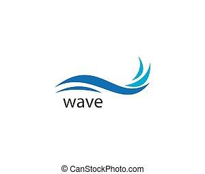 logo, water, golf