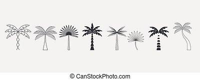 logos, decoration., terracotta, lineair, abstract ontwerp, boheems, symbolen, voorbeelden, geometrisch, iconen, communie, zon