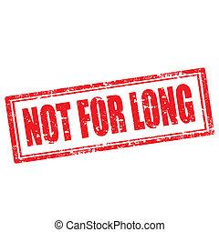 long-stamp, niet