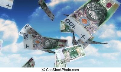 (loop), geld, hemel, -, pln