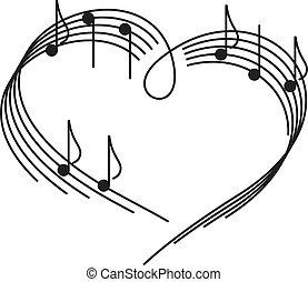 love., muziek