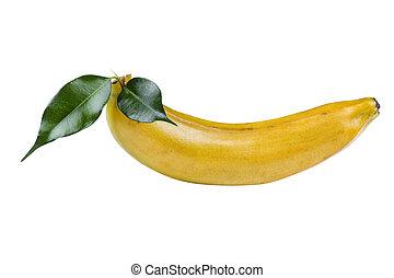 macro, banaan