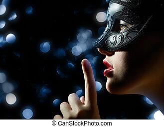 masquerade masker
