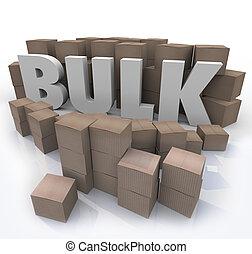 massa, product, kopen, woord, velen, volume, dozen, hoeveelheid