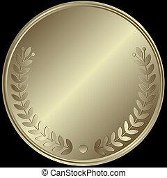 medaille, zilver