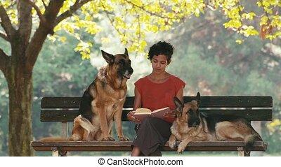 mensen, babysitter, dog, 12of15, huisdieren